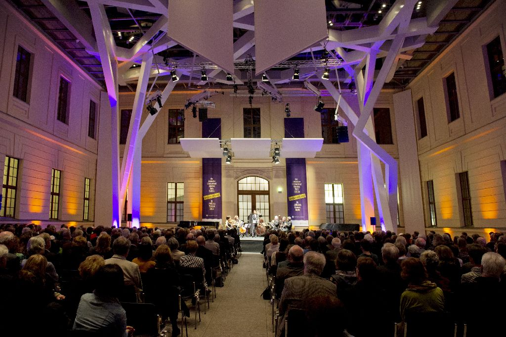 Das Kammermusikfestival »intonations - das Jerusalem International Chamber Music Festival« im Jüdischen Museum Berlin 2013 © Jüdisches Museum Berlin, Foto: Monika Rittershaus